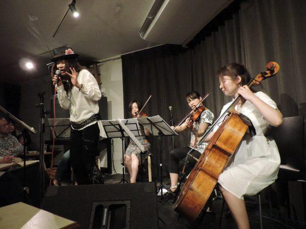 Sammy × CHIDORI quartet - 6/5(Sun.) 大岡山 Goodstock Tokyo
